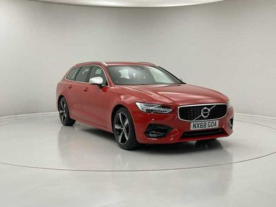 used Volvo V90 D4 R-Design Automatic