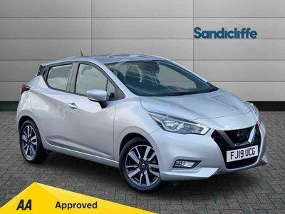 used Nissan Micra 0.9 IG-T Acenta Limited Edition 5 door