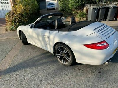 used Porsche 911 Carrera Cabriolet 911 3.6 997 PDK 2dr