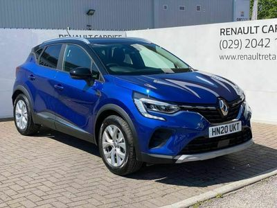 used Renault Captur 1.5 dCi 95 Iconic 5dr