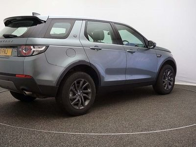 used Land Rover Discovery Sport Discovery Sport 2018SI4 SE TECH Estate 2018