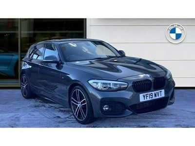 used BMW 120 1 Series d M Sport Shadow Ed 5dr Step Auto