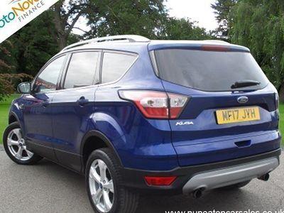 used Ford Kuga Estate Titanium X 2.0 TDCi 180PS AWD 5d