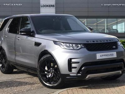 used Land Rover Discovery 3.0 Sdv6 Landmark Edition 5Dr Auto sw special editions