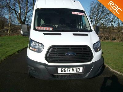 used Ford Transit 2.0 350 L2 H2 P/V, 2017 (17)