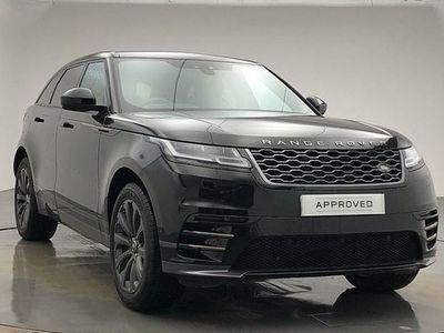 used Land Rover Range Rover Velar 2.0 D240 R-Dynamic Se 5Dr Auto
