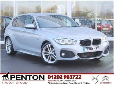 used BMW 118 1 Series D M Sport 5Dr Step Auto