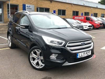 used Ford Kuga 2.0 TDCi Titanium X 5dr 2WD