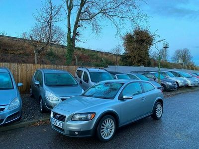 used Volvo C30 2.0TD SE Lux Coupe 2d 1997cc