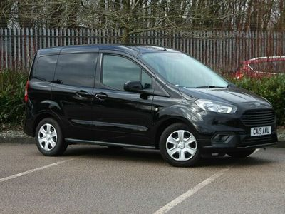 used Ford Tourneo Courier 1.0 EcoBoost Zetec 5dr [REAR PRIVACY GLASS]