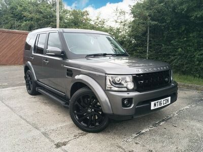 used Land Rover Discovery 3.0 SDV6 COMMERCIAL SE 255 BHP - FULL SERVICE HISTORY