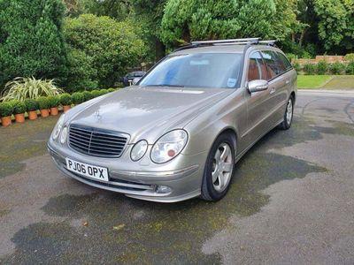 used Mercedes E280 E Class 3.0CDI Avantgarde G-Tronic 5dr