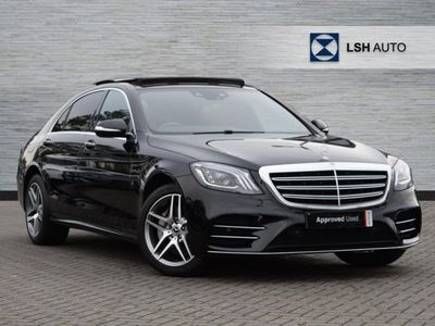 used Mercedes S350 D L AMG LINE EXECUTIVE