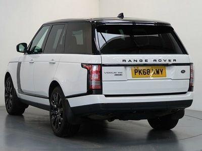 used Land Rover Range Rover Estate 4.4 SDV8 Vogue SE 4d Auto