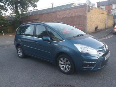 used Citroën Grand C4 Picasso 1.6 HDi 16v VTR+ 5dr