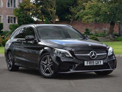 used Mercedes C300 C ClassAMG Line Premium Plus 5dr 9G-Tronic Estate 2019