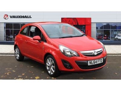 used Vauxhall Corsa 1.4 Excite 3dr [AC]