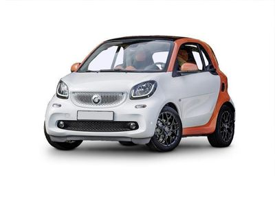 used Smart ForTwo Coupé coupe 1.0 Passion 2dr Auto