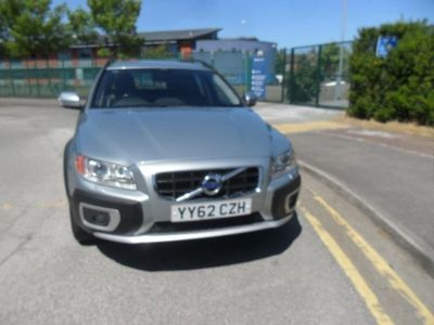 used Volvo XC70 Estate D5 (215bhp) SE Lux (Sat Nav) 5d Geartronic