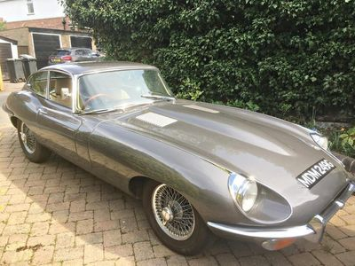 used Jaguar E-Type 4.2 SERIES 2 COUPE