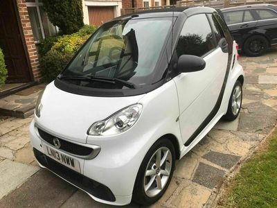 used Smart ForTwo Cabrio 1.0 MHD Pulse Softouch 2dr