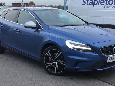 used Volvo V40 T2 [122] R Design Pro 5Dr Geartronic