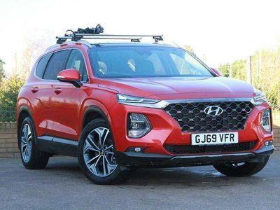 used Hyundai Santa Fe 2.2 Crdi Premium Se 5Dr 4Wd Auto