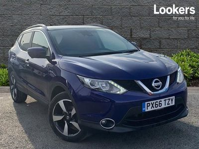 used Nissan Qashqai 1.5 Dci N-Connecta [Comfort Pack] 5Dr