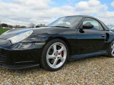 used Porsche 911 2dr Tiptonic S Convertible 2004