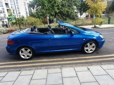 used Peugeot 307 CC 2.0 [180] 2dr