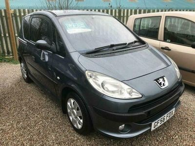 used Peugeot 1007 1.4 HDi Dolce 3dr