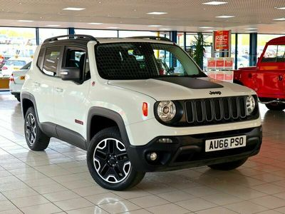 used Jeep Renegade 2.0 Trailhawk M-jet