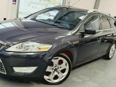 used Ford Mondeo 2.2 TITANIUM X TDCI 5d 173 BHP Estate 2008