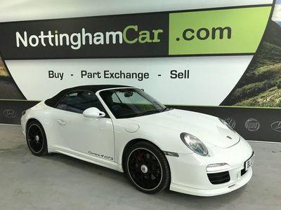 used Porsche 911 Carrera 4 Cabriolet