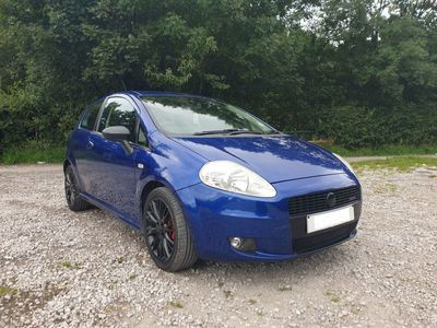 used Fiat Grande Punto 1.9 MultiJet Sporting 3dr