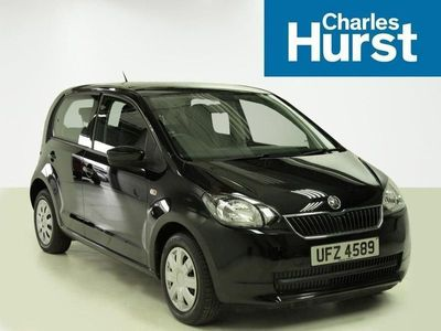 used Skoda Citigo HATCHBACK 1.0 MPI SE 5dr