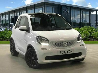 used Smart ForTwo Coupé SPECIAL EDITIONS