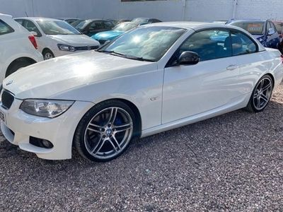 used BMW 330 3-Series Convertible d Sport Plus 2d Step Auto
