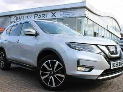 used Nissan X-Trail 2.0 dCi Tekna XTRON (s/s) 5dr