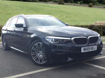 used BMW 520 5 SERIES TOURING i M Sport 5dr Auto