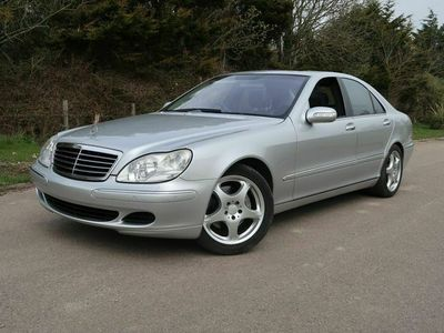 used Mercedes S500 S Class 5.04dr