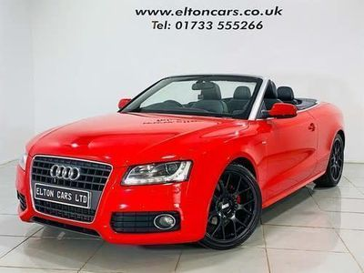 used Audi Cabriolet CABRIOLET S line