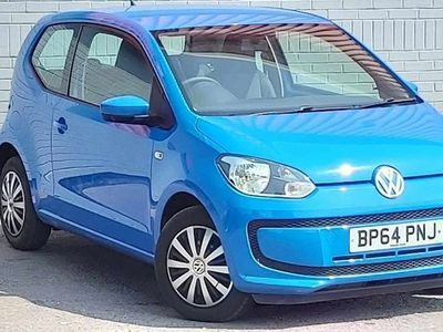 used VW up! Up 1.0 Move3dr hatchback 2015