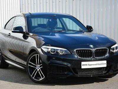 used BMW 218 2 Series I M Sport 2Dr [Nav] Step Auto