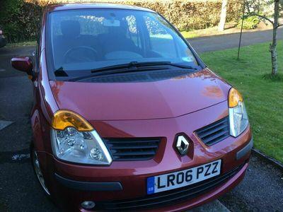 used Renault Modus 1.4 16v Dynamique 5dr