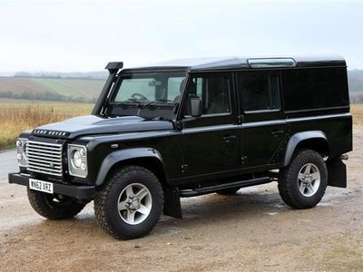 used Land Rover Defender 110 TD XS UTILITY WAGON 2013