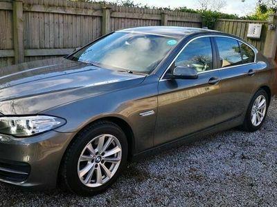 used BMW 520 5 Series 2.0 d SE 4dr