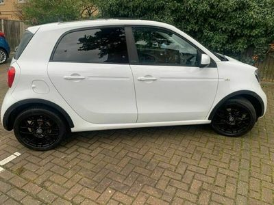 used Smart ForFour 1.0 Edition White Twinamic (s/s) 5dr