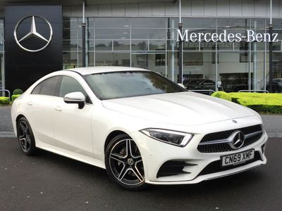 used Mercedes CLS300 AMG Line 4dr 9G-Tronic Auto