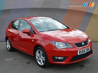 used Seat Ibiza 1.2 TSI 110 FR Technology 5dr